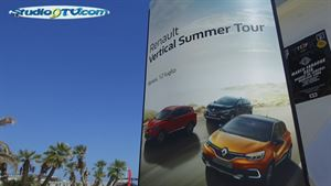 Renault Vertical Summer Tour 2017